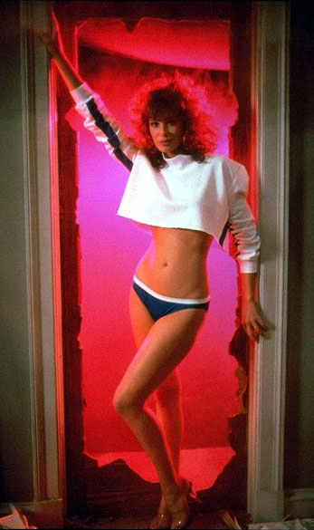 Kelly LeBrock in Weird Science